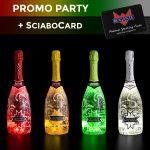 Promo Party + SciaboCard