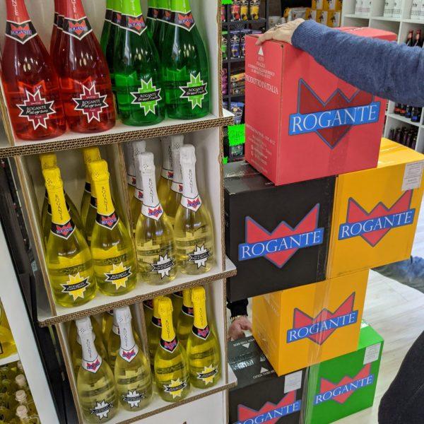 Espositore 36 Bottiglie